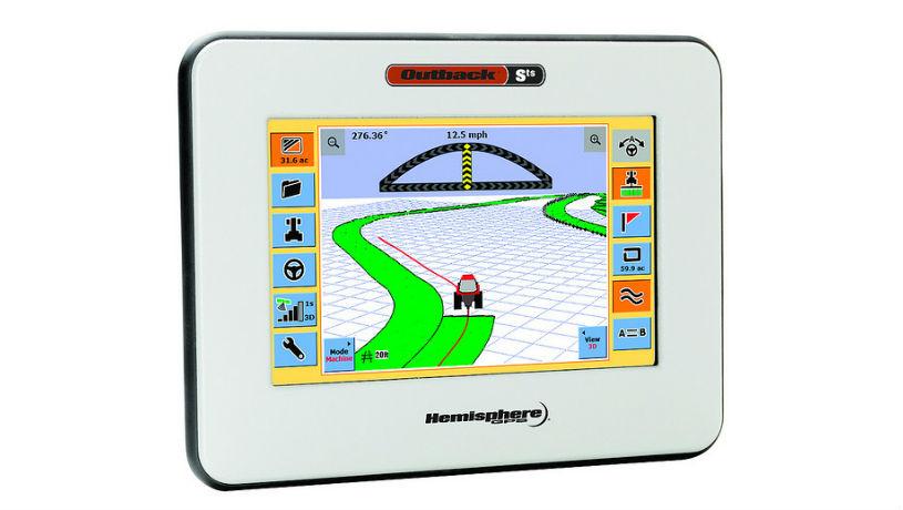Hemisphere GPS