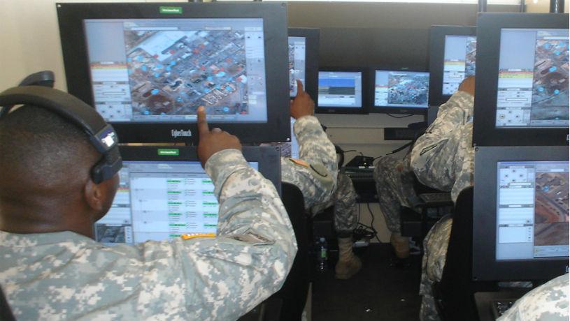 Army Team Combat Modernization